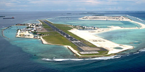 Hulhule International Airport - Malè - Isole Maldive